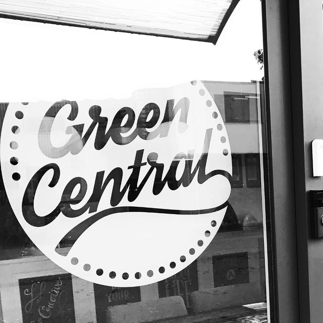 Green Central - Voordeur